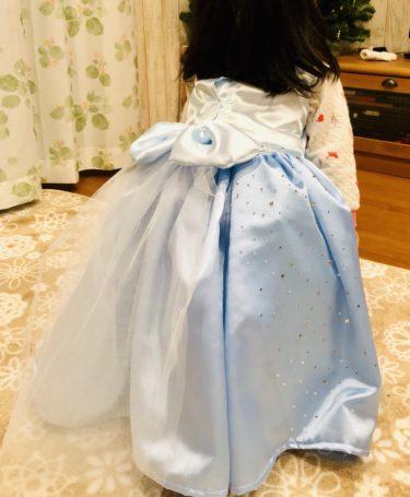 ママが夢中!子供用プリンセスドレスの作り方