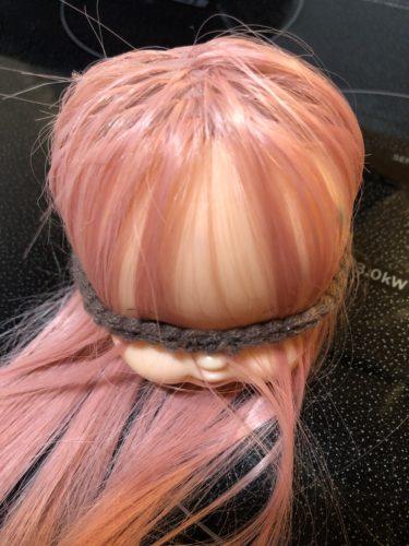 【実践】メルちゃんの髪の毛を復活(植毛)させる方法