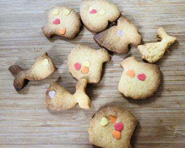 【作り方】100均ダイソーのクッキーミックス粉でクッキーを作る