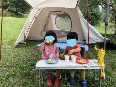 子連れキャンパー必見!基本のキャンプ道具とは?【生後半年からOK】